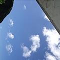 火燒島上的藍天