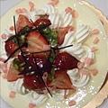 85度C草莓幕斯
