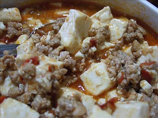 下飯的麻婆豆腐