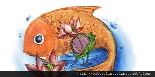 幻想系列-魚