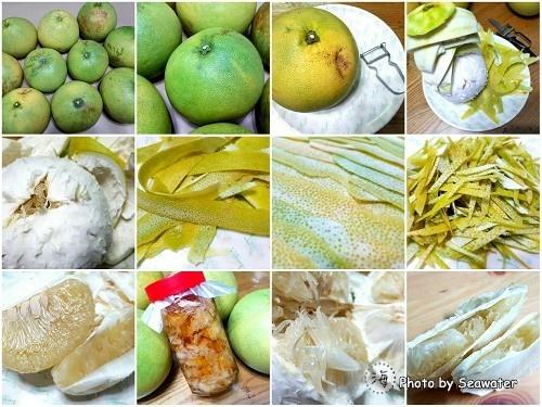 自然農法古法耕作-麻豆老欉白柚