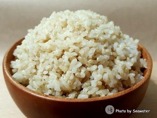吾堅稻-台南十四號-糙米
