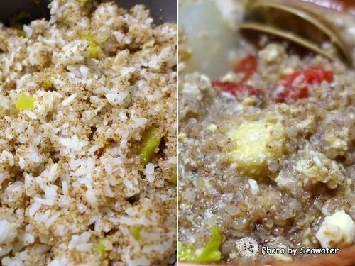 白米紅藜飯&雜炊紅藜