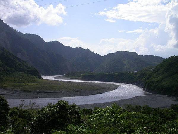 瑞港公路_秀姑巒溪