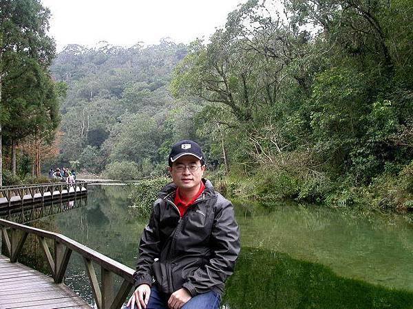 我在福山植物園