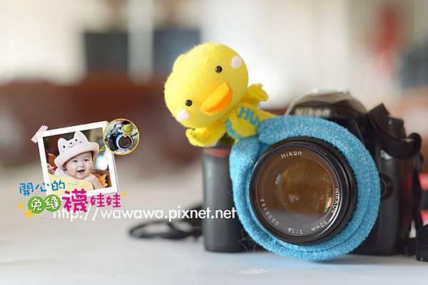 相機襪娃娃camera doll