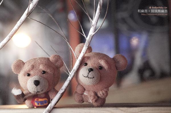 襪娃熊麻吉-月下篇