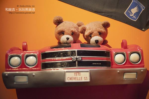 襪娃熊麻吉-搭車篇