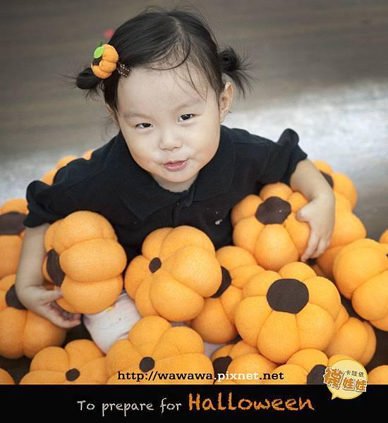 Halloween sock pumpkin 萬聖節 襪 南瓜 咩