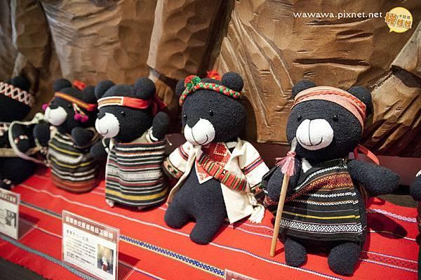 泰雅台灣黑熊襪娃娃-合照.DSC_3737s.jpg
