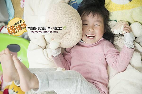 羊媽媽和七隻小羊襪娃娃羊咩咩襪子娃娃Emily楊慧淳子寬diy材料包課程邀約.3.1