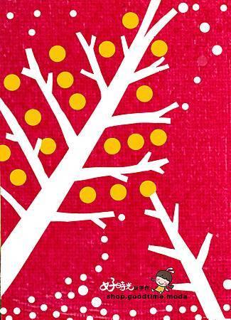 森林大樹彩繪篇好時光玩手作.1