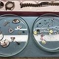 (7) ROLEX  機芯 分解 手動清洗.JPG