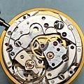 (34) ROLEX 組裝 擺輪芯寶石組 上油.JPG