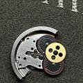 (36) ROLEX 組裝 自動雙城輪 自動一輪 自動中心傳輪 上油.JPG