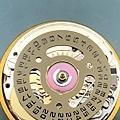 (45) ROLEX 組裝 日期盤 正面完成.JPG