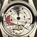 (48) ROLEX 組裝 機芯入錶殼.JPG