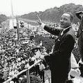 馬丁路德金的演說鼓舞人心,對美國民權運動有深遠影響