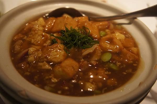 海皇豆腐煲@鳥樓港式餐廳