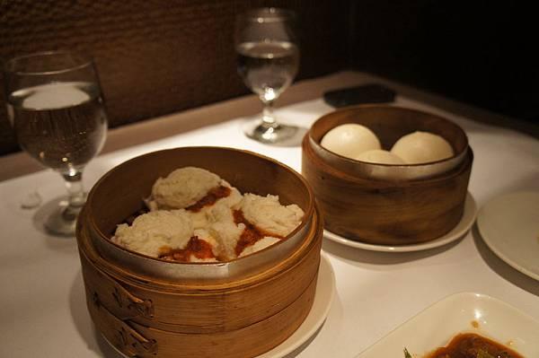 叉燒包+奶皇包@鳥樓港式餐廳