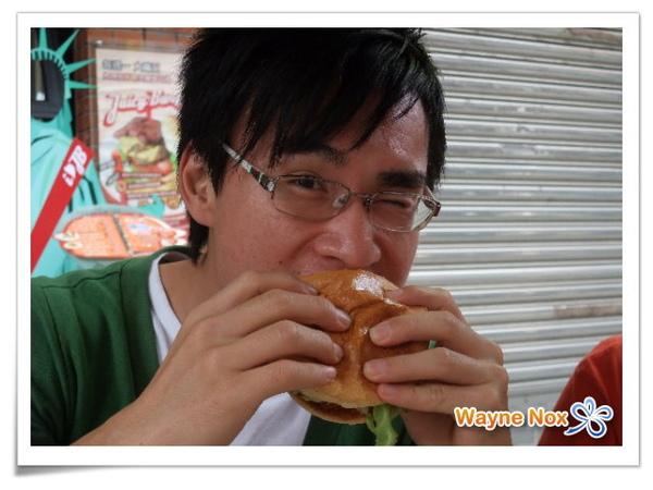 2008-12-28 Juicy Burger 百里.jpg