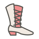 Cowboy-boot-icon09.png