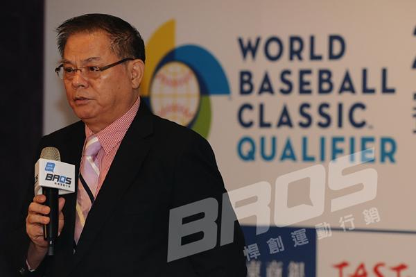 世界棒球經典賽台灣區資格賽宣告記者會回顧6