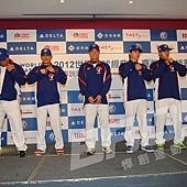 世界棒球經典賽台灣區資格賽宣告記者會回顧15