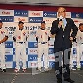 世界棒球經典賽台灣區資格賽宣告記者會回顧17