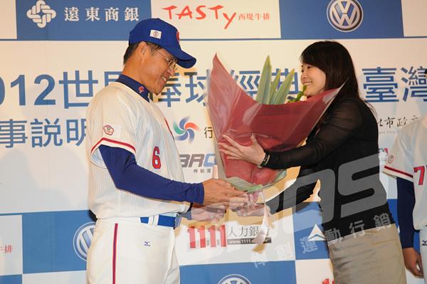 世界棒球經典賽台灣區資格賽宣告記者會回顧16