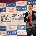 世界棒球經典賽台灣區資格賽宣告記者會回顧10