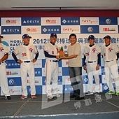 世界棒球經典賽台灣區資格賽宣告記者會回顧20