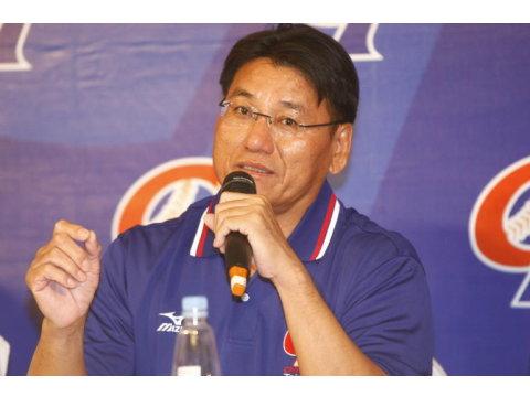 中華隊總教練謝長亨。(圖/資料照片中華聯盟提供)