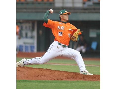 20121019 中華隊確定徵召統一獅潘威倫。(圖/統一獅提供)