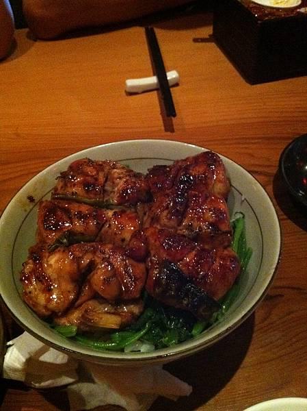 雞肉丼好食