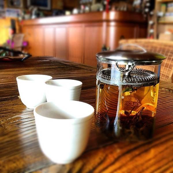 早餐好喝的紅茶.JPG