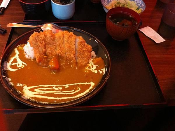 日式咖哩豬排.JPG