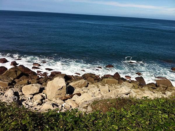 美麗的東北角海岸線.JPG