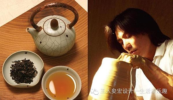 嗜茶入迷,用心造物