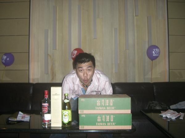 酒精耶!!!