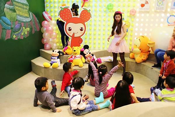 BabyHome親子Party~寶貝的午後時光~最溫馨有趣的故事互動Party