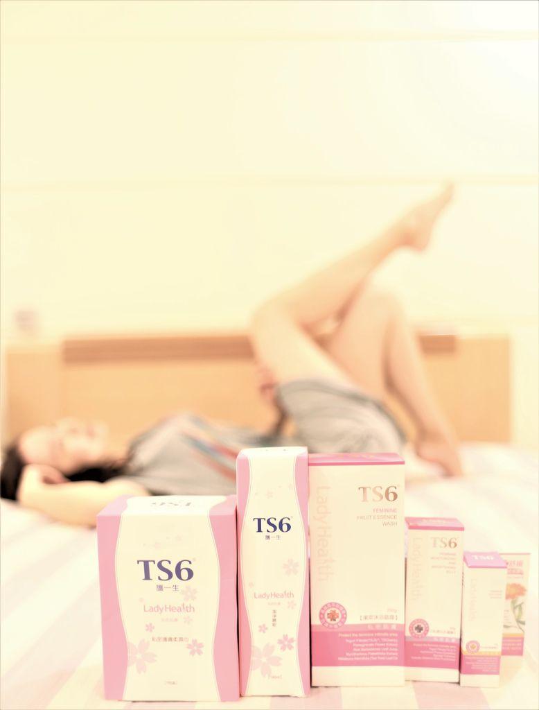 【TS6】益菌私密守護女人的秘密★從內而外的溫柔保護