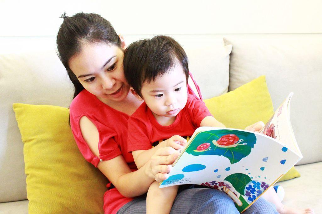 【親子共讀~從頭說起】為什麼我想要親子共讀