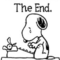 Snoopy_The End....bmp