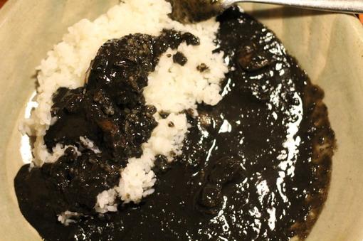熊本豚肉黑咖哩