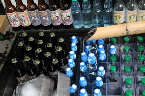 黑川限定地啤酒「湯上美人」