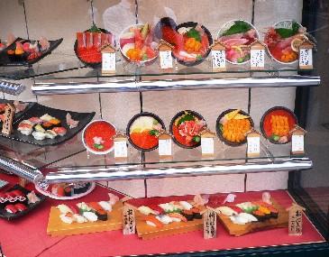 來小樽要吃各式各樣的海產料理