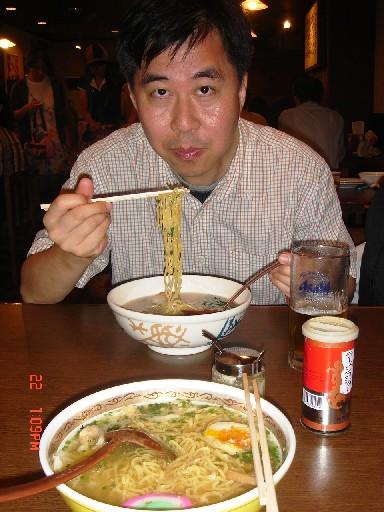 來札幌一定要吃拉麵啦
