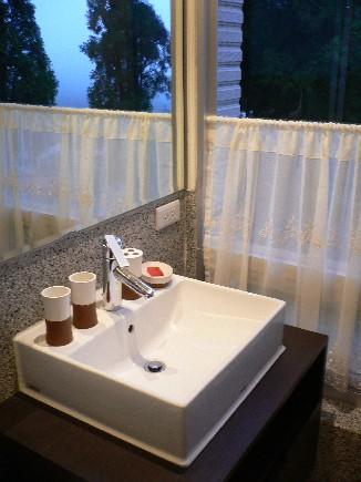 洗手的手工皂也是同一系列花香