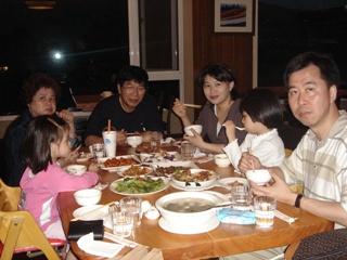 雲餐廳吃晚餐